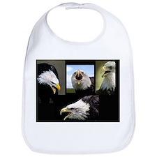 The Bald Eagle Bib