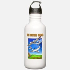 SkySurfer No runway ne Water Bottle