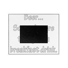 Beer-Breakfast Picture Frame