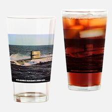 gbancroft framed panel print Drinking Glass