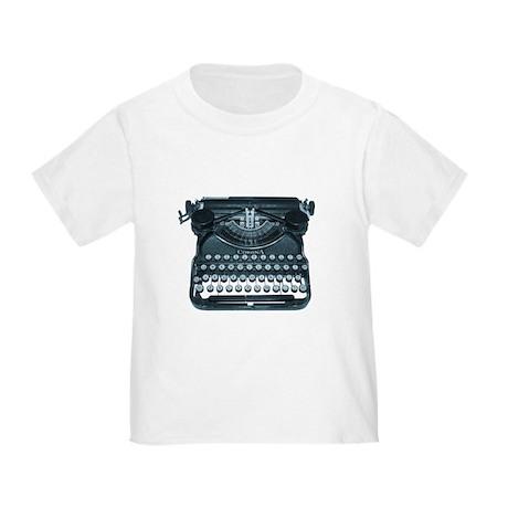 antique typewriter Toddler T-Shirt