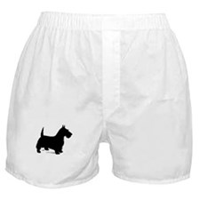 Scottish Terrier Boxer Shorts