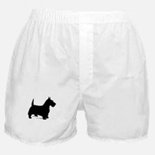 Scottish Terrier Boxer Shorts