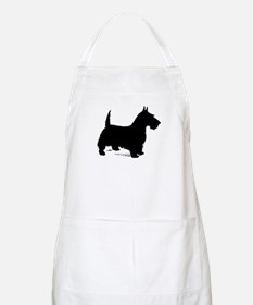 Scottish Terrier Apron