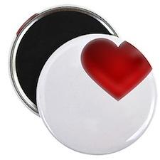 I Heart Bali Dark Magnet
