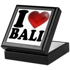 I Heart Bali Light Keepsake Box