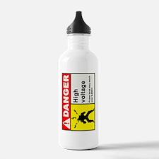 HighVoltageRotated Water Bottle