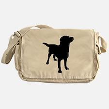 Labrador Retriever Messenger Bag
