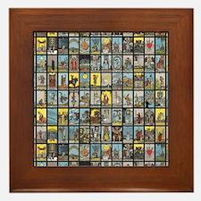 Tarot Framed Tile