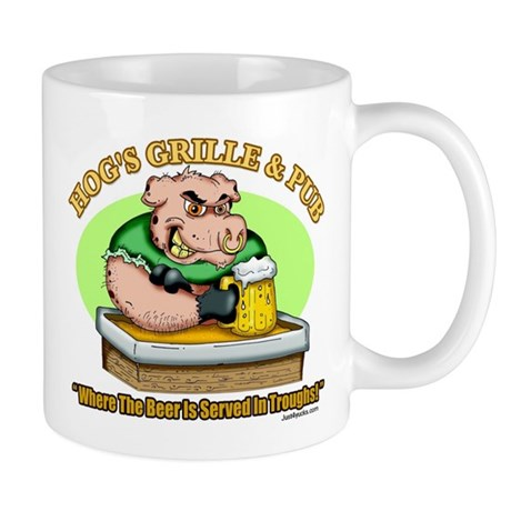 Hogs Grille & Pub Mug