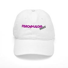 Fibromyalgia Baseball Cap