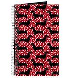 Dachshund Journals & Spiral Notebooks