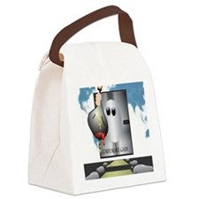 Corporate Gain Canvas Lunch Bag
