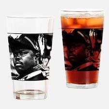 Garvey Drinking Glass