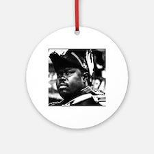 Garvey Round Ornament