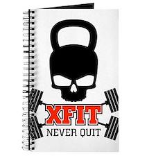 crossfit cross fit skull kettlebell light Journal