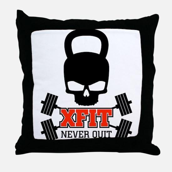 crossfit cross fit skull kettlebell light Throw Pi