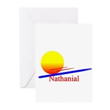 Nathanial Greeting Cards (Pk of 10)