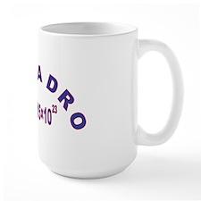 Avogadro_number_x4_red_blue_x2_2_1_2012 Mug
