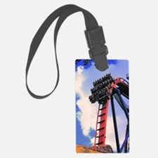 The Fall Luggage Tag
