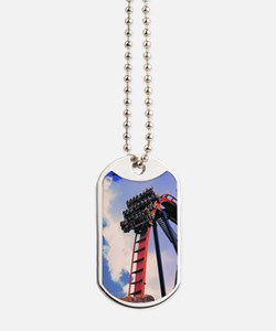 The Fall Dog Tags