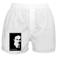 Houdini_23x35_print copy Boxer Shorts