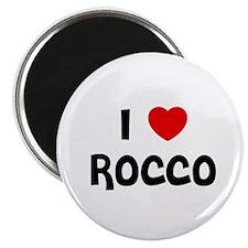 "I * Rocco 2.25"" Magnet (10 pack)"
