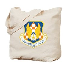 105th-Airlift-Wing Tote Bag