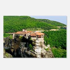 Meteora Postcards (Package of 8)