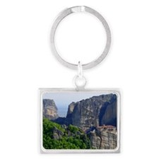 Meteora Landscape Keychain