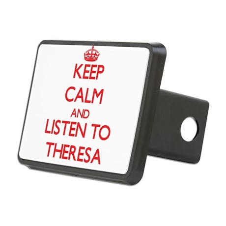 Keep Calm and listen to Theresa Hitch Cover