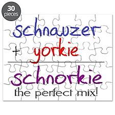 schnorkie Puzzle