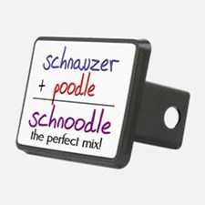 schnoodle Hitch Cover