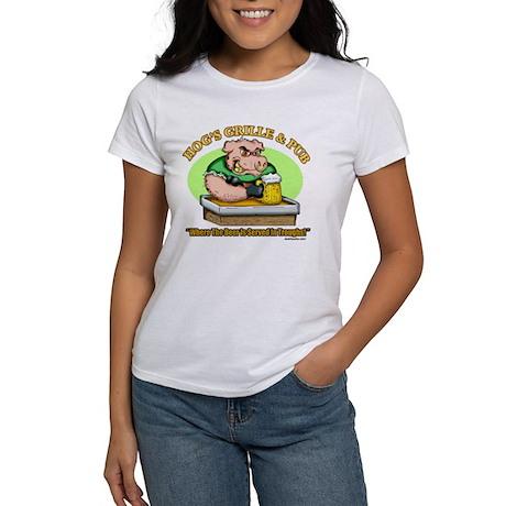 Hogs Grille & Pub Women's T-Shirt