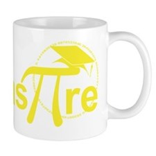 Aspire Yellow Mug