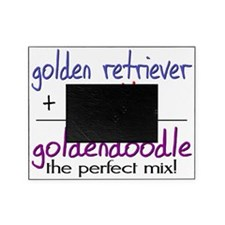 goldendoodle Picture Frame