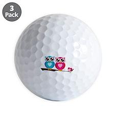 owl8 Golf Ball