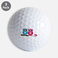 owl8 Golf Ball