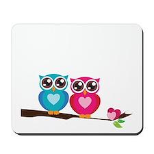 owl8 Mousepad