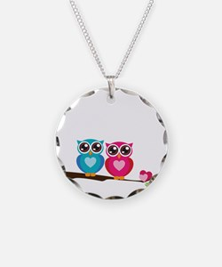 owl8 Necklace