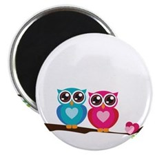 owl8 Magnet