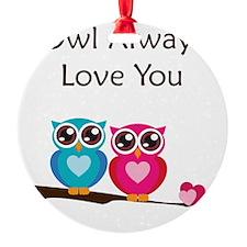 owl10 Ornament