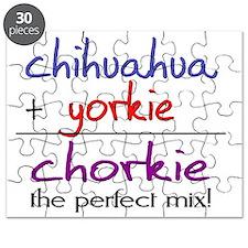 chorkie Puzzle