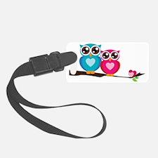 OWL16 Luggage Tag