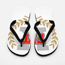 crossfit cross fit champion light Flip Flops