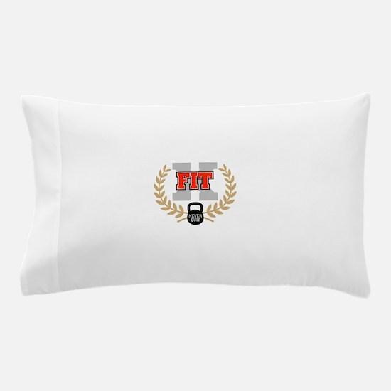 crossfit cross fit champion light Pillow Case