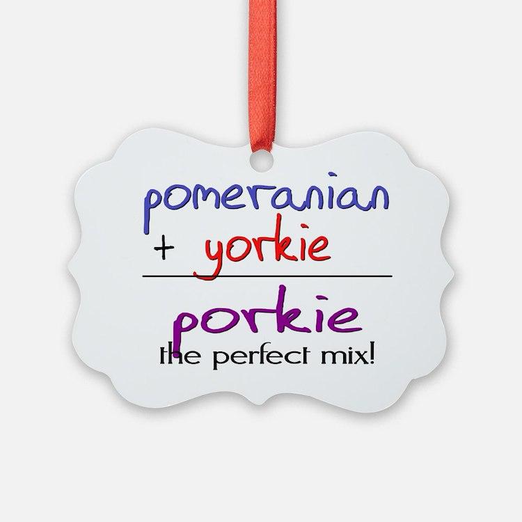 porkie Ornament