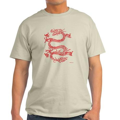 TSHIRT_DRAGON_REDINK_FEB_2012_URL Light T-Shirt