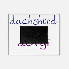 dorgi_black Picture Frame