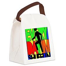 everyday_im_shuffling__by_pillowb Canvas Lunch Bag